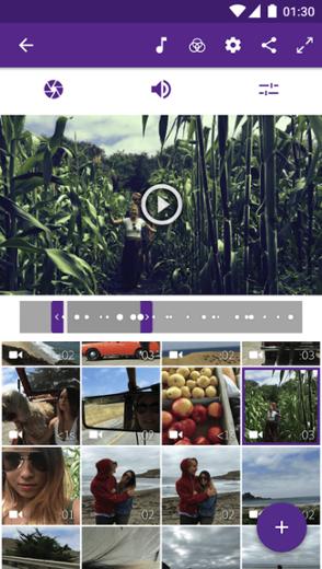 phần mềm chỉnh sửa video trên điện thoại android