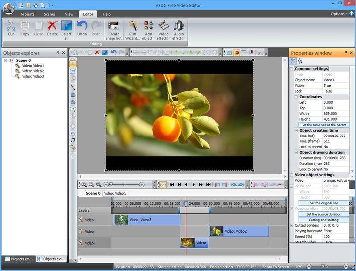 phần mềm chỉnh sửa video trên máy tính