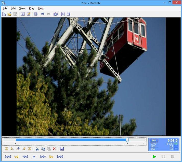 phần mềm chỉnh sửa video trên máy tính miễn phí