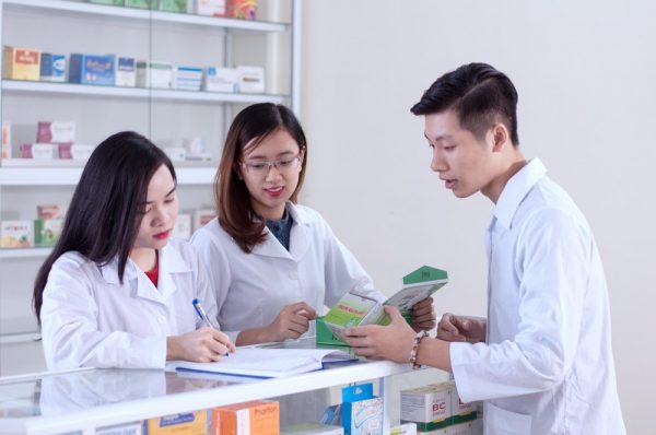 ngành y dược lấy bao nhiêu điểm